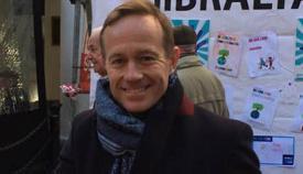Elliot Phillips, parlamentario del GSD.