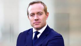 Elliot Phillips parlamentario del GSD en Gibraltar