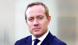 El parlamentario Elliot Phillips, del GDS.