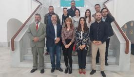 El encuentro de las lanzaderas de empleo se desarrolló en Cádiz