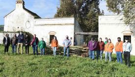 Mejoran la flora y fauna en espacios periurbanos de Algeciras