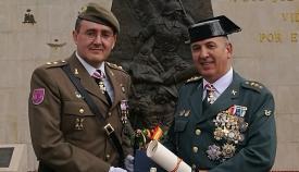 La Comandancia de la Guardia Civil de Algeciras, premio Operador de Honor