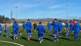 El Algeciras volverá a jugar el sábado a las 12.00 horas ante el Cádiz B
