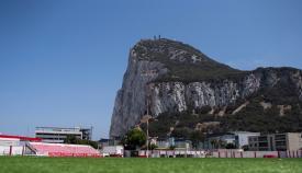 Gibraltar paraliza la vuelta del fútbol hasta nuevo aviso por el Covid