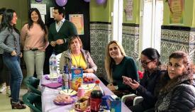 La ERACIS organiza un encuentro de mujeres en Algeciras