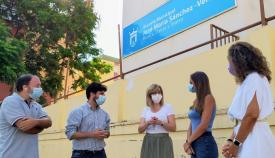 Abierto el plazo de matriculación de la Escuela 'Sánchez-Verdú' de Algeciras
