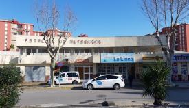 Estación de autobuses de La Línea de la Concepción. Foto: NG