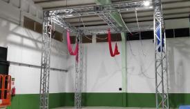 La nueva estructura del Circo Volátil