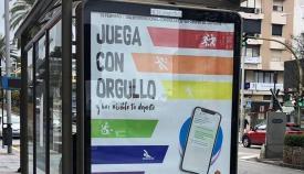 Algeciras conmemora el Día contra la LGTBifobia en el deporte