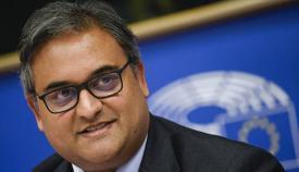El eurodiputado británico Claude Moraes. Foto Parlamento Europeo
