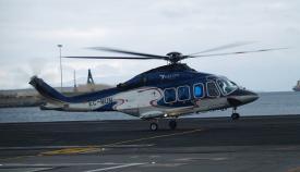 Ceuta pagará la mitad del billete a los que vuelen en helicóptero desde Algeciras