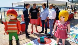 """Algeciras acoge una nueva """"ExpoClick"""" en el Paseo Marítimo de Getares"""