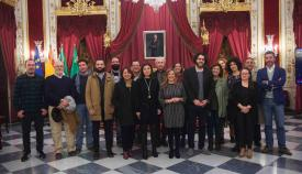 La presentación del documental se ha llevado a cabo en la Diputación Provincial de Cádiz