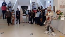 La exposición ha sido inaugurada esta mañana. Foto: lalínea.es