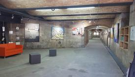 Sala de exposición GEMA en Gibraltar. Foto GCS