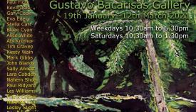 Será en la galería Gustavo Bacarisas. Foto GG