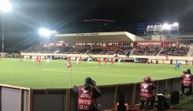 Gibraltar permitirá a partir del viernes la vuelta de los aficionados al fútbol
