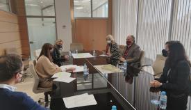 Ayuntamiento de Algeciras y la Junta avanzan en varios proyectos