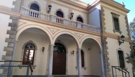 Fachada del Museo Cruz Herrera de La Línea. Foto: lalínea.es