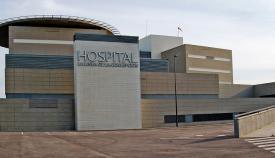 El hospital linense tendrá una gestión independiente al de Algeciras
