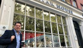 Fabian Picardo, ministro Principal de Gibraltar. Foto NG