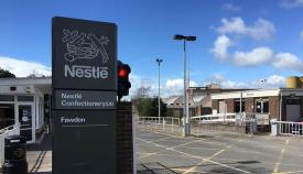 Factoría de Nestlé en Newcastle