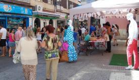 La Línea volverá a llenar sus calles con el 'Sábado de Farolillo'
