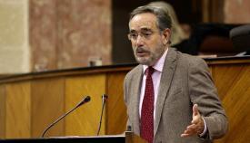 Felipe López, consejero de Fomento de la Junta de Andalucía