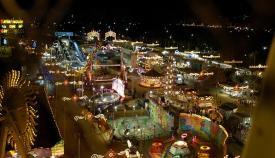 Atracciones de la Feria de La Línea. Foto: lalínea.es