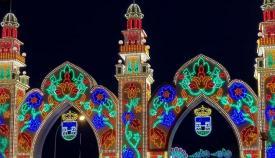 Portada de la Velada y Fiestas de La Línea. Foto: NG