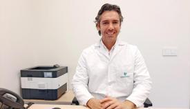 El Jefe de Servicio de Urología de Quirónsalud, el doctor José Manuel Fernández.