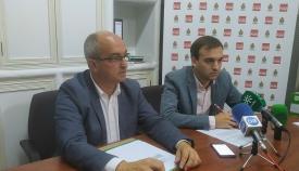 El PSOE exige a Landaluce que reconozca los problemas municipales