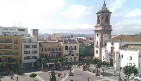 En marcha la segunda fase de la restauración de la Plaza Alta