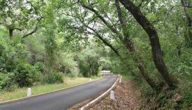 La finca de La Almoraima está en la localidad de Castellar