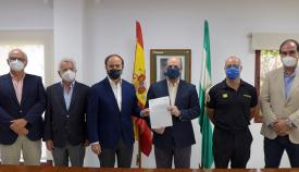 Puerto de Algeciras y Consorcio de Bomberos renuevan su colaboración