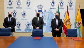 Renovado el convenio con el Consejo de Hermandades de Algeciras