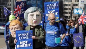 Crece en Reino Unido el movimiento 'antibrexit'