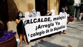 El AMPA del Campo de Gibraltar considera 'insignificante' las obras realizadas
