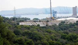 Imagen de la zona donde se desarrolla el proyecto Fondo de Barril. Foto Verdemar