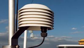 Las narices electrónicas instaladas en el Puerto de Algeciras son idénticas a la de esta imagen. Foto Puerto de Rotterdam