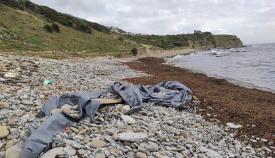 Adelante Algeciras exige la limpieza del Parque Natural del Estrecho