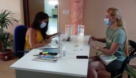 Márgenes y Vínculos distribuye becas comedor a 125 niñ@s de Algeciras
