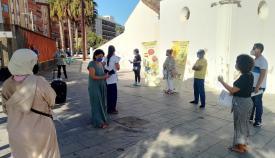 Márgenes y Vínculos celebra una nueva sesión de su Círculo de Lectura
