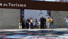 Algeciras homenajea a las mujeres artistas en el Día Mundial del Arte