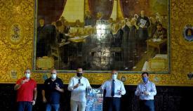El Ayuntamiento de Algeciras anima a la afición a hacerse socio de UDEA