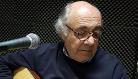 Esteban Gallego en una de su actuaciones
