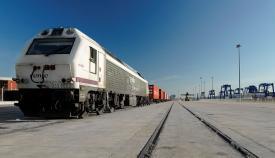 Algeciras duplica su tráfico ferroviario en el primer semestre de 2021