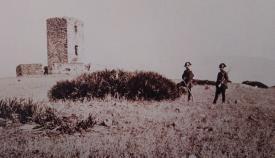 Agentes de la Guardia Civil en la comarca. Segunda mitad del siglo XIX (G.W. Wilson)