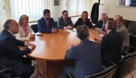 La secretaria general de Justicia, este miércoles en Algeciras