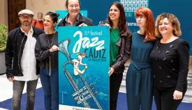 Imagen de la presentación del 11 Festival JazzCádiz